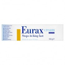 Eurax Cream Tube 100mg