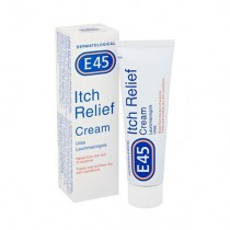 E45 Itch Cream for Eczema and Itchy Skin 50g