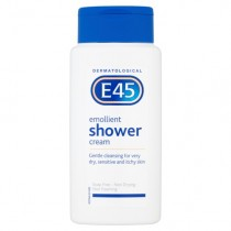 E45 Shower Cream for Dry Skin & Sensitive Skin 200ml