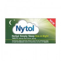 Nytol Herbal One-A-Night, 21 Tablets