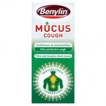 Benylin Mucus Chesty Cough Syrup 150ml
