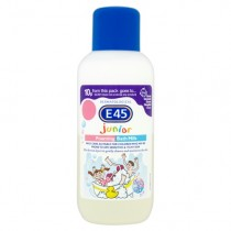 E45 Junior Foaming Bath Milk for Dry Skin & Sensitive Skin 500ml