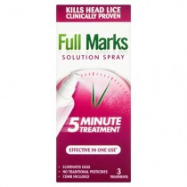 Full Marks Solution Spray 150ml