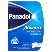 Panadol Advanced 16 Pain Relief