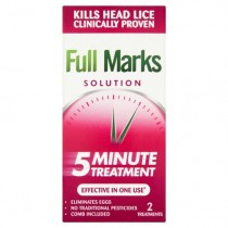 Full Marks Solution - Chemical Free Solution x 100ml