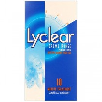 Lyclear Head Lice Cream 59ml