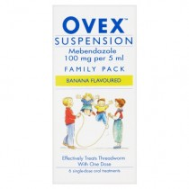 Ovex Suspension - 20ml Family Pack