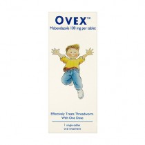 Ovex 100mg Tablet