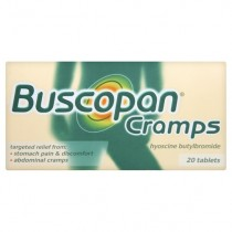 Buscopan Cramps Tablets 20