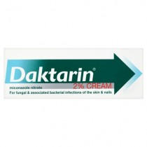 Daktarin Cream 15g Fungal Skin Infection Treatment