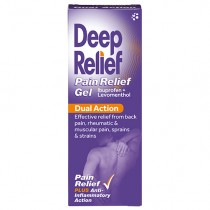 Deep Relief Dual Action 30g Muscular Pain Relief