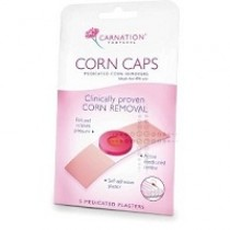 Carnation Corn Caps 5 Plasters