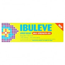 Ibuleve Speed Relief Max Strength Gel 40g