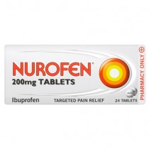 Nurofen 200mg Tablets - 24 Tablets