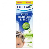 Lyclear Treatment Shampoo 200ml
