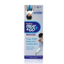 Hedrin  Treat and Go Foaming Mousse 100ml
