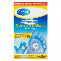 Scholl Wart & Verruca Freeze Spray 80ml