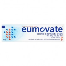 Eumovate Eczema & Dermatitis 15g 0.0005 Skin Irritation Relief