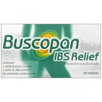 Buscopan IBS Relief 20 Abdominal Cramp Relief