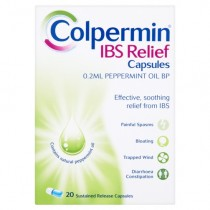 Colpermin Peppermint Oil 20 Indigestion Relief