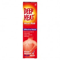 Deep Heat Rub 35g Muscular Pain Relief