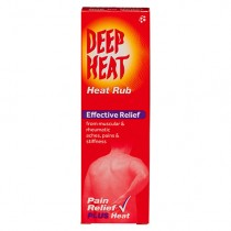 Deep Heat Rub 67g Muscular Pain Relief