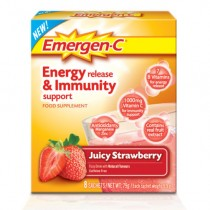 Emergen-C Juicy Strawberry 8s