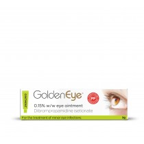 Golden Eye 0.15% w/w Eye Ointment