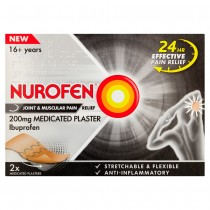 Nurofen 200mg Medicated Plaster (2pack)