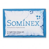 Sominex Night Time 8 20mg Sleep Aid Relief